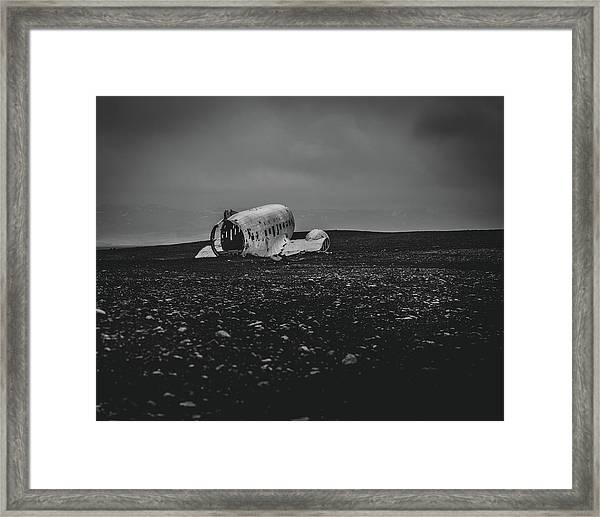 Ready For Departure Framed Print
