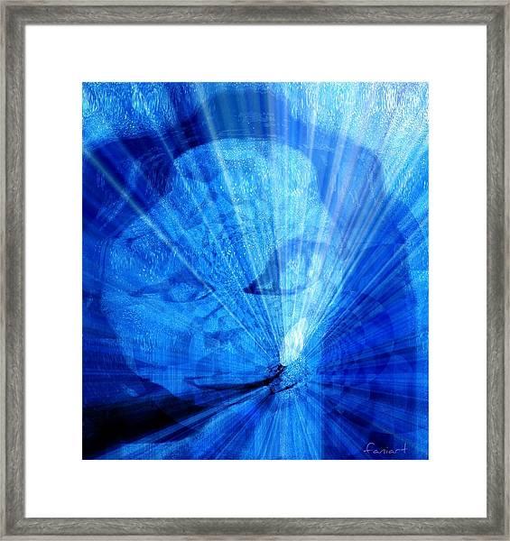 Rebirth Framed Print by Fania Simon