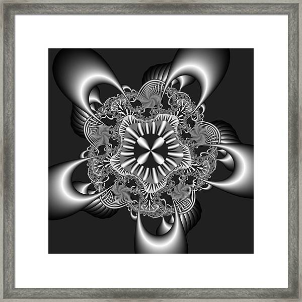 Recomizing Framed Print