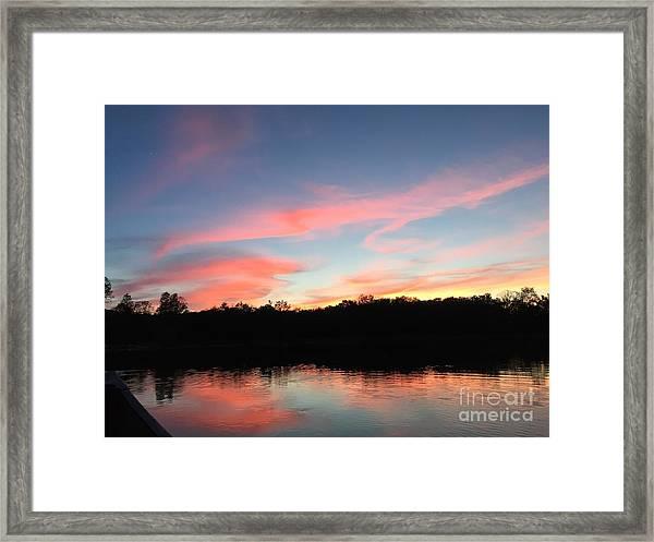 Davin-sky Framed Print