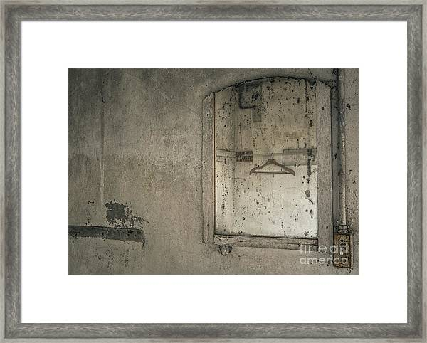 Reflected Past Framed Print