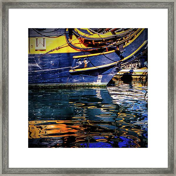 Framed Print featuring the photograph Reflections by Samuel M Purvis III