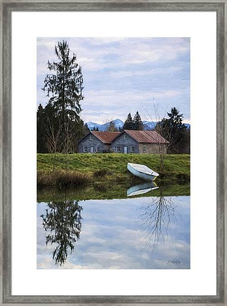 Renewed Hope - Hope Valley Art Framed Print
