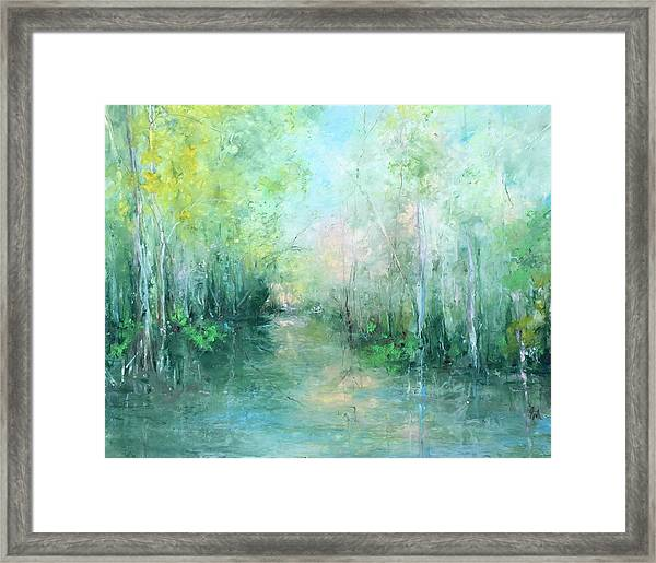Reoccurring Dream Framed Print