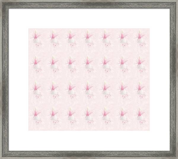 Repeat Framed Print