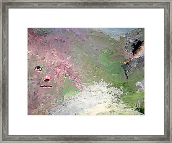 Resigned Framed Print