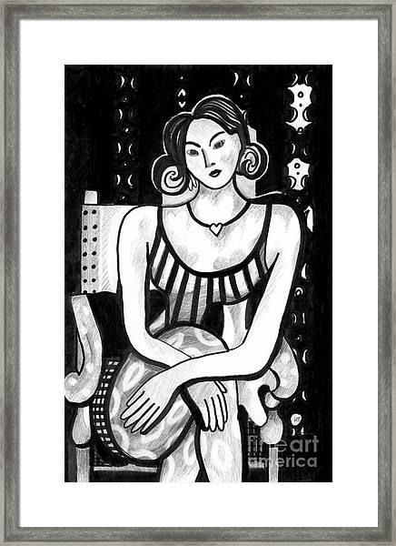 Rethinking Matisse Framed Print