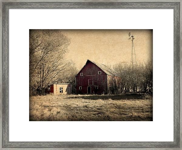 Retired 2 Framed Print