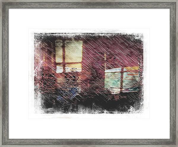 Retrospection Framed Print