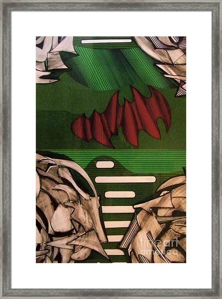 Rfb0110 Framed Print