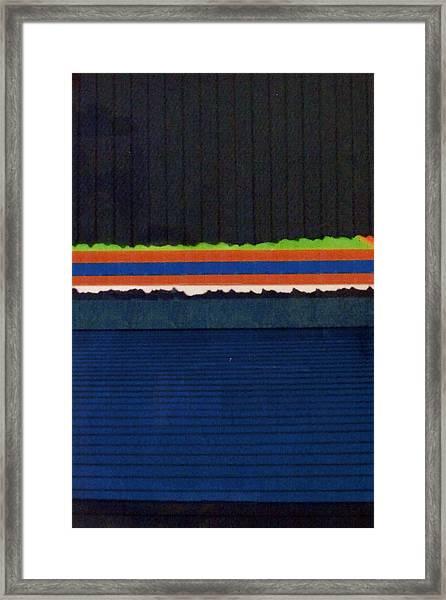 Rfb0115 Framed Print