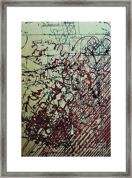 Rfb0204 Framed Print