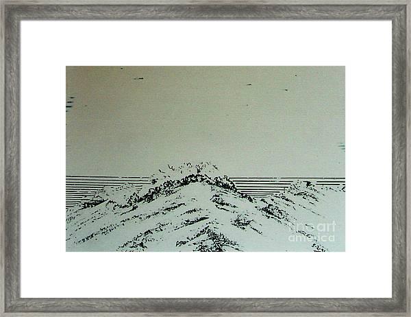 Rfb0207 Framed Print