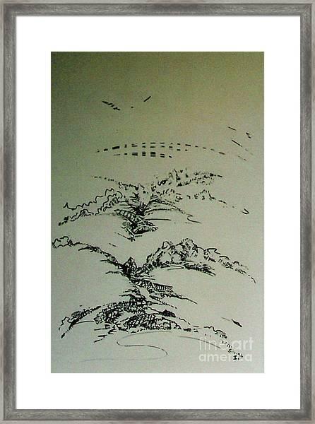 Rfb0209 Framed Print