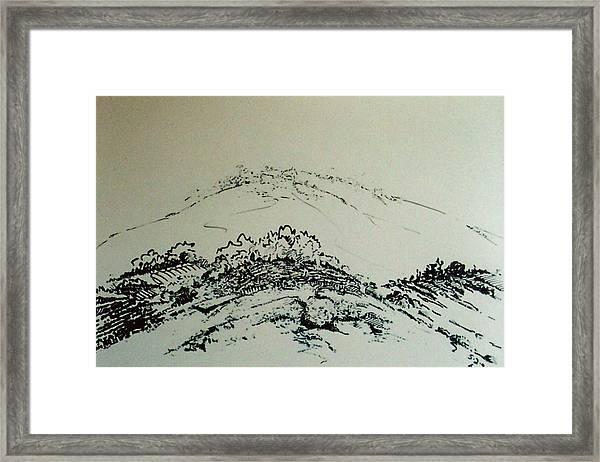 Rfb0211 Framed Print