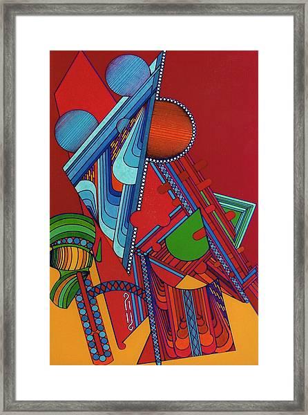 Rfb0301 Framed Print