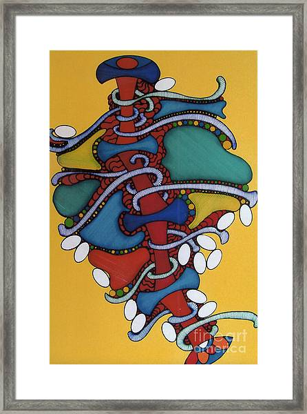 Rfb0400 Framed Print