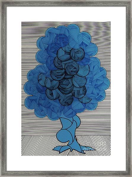 Rfb0505 Framed Print