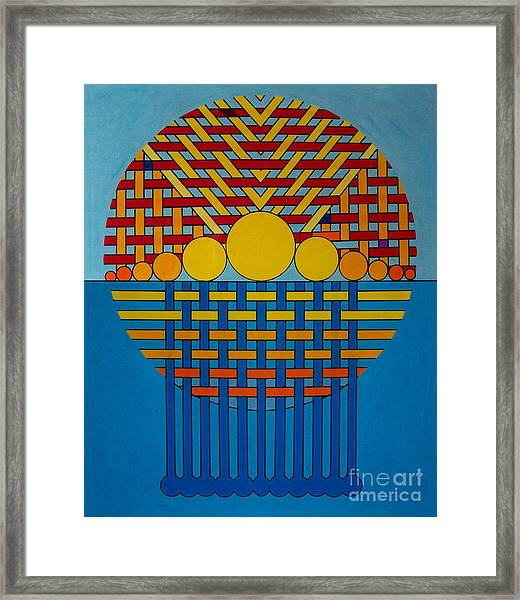 Rfb0700 Framed Print
