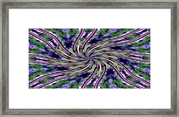 Ribbons 2925 Framed Print