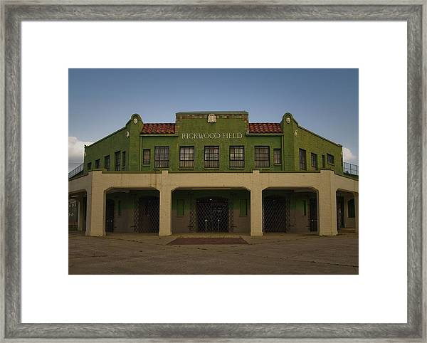 Rickwood Framed Print