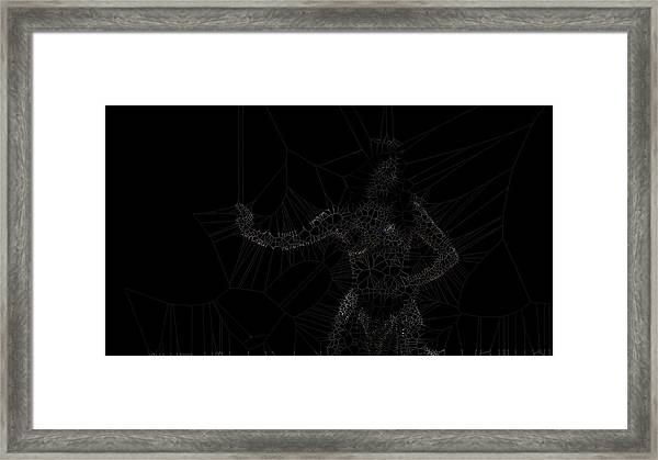 Right Framed Print