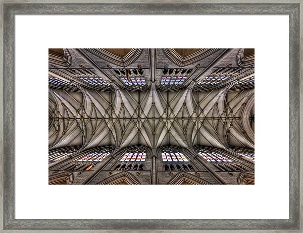 Rise Above Framed Print