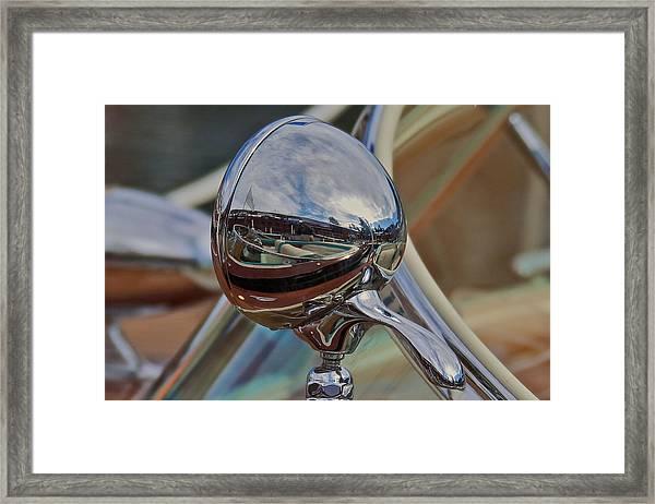 Riva Runabout Spotlight Framed Print