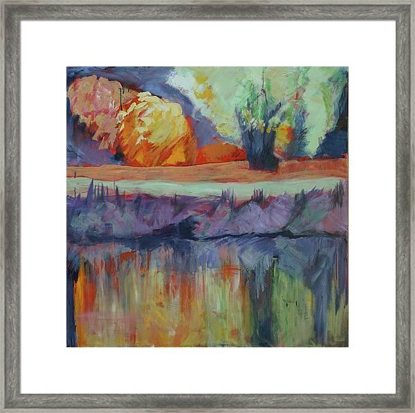 River Tweed Framed Print