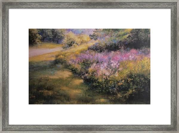 Road To Hibernia Framed Print