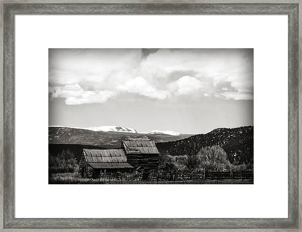 Roadside Route 66 Framed Print