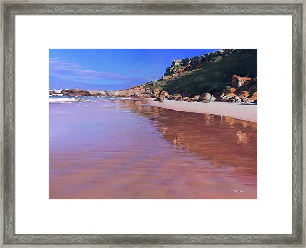 Robberg Complements Framed Print