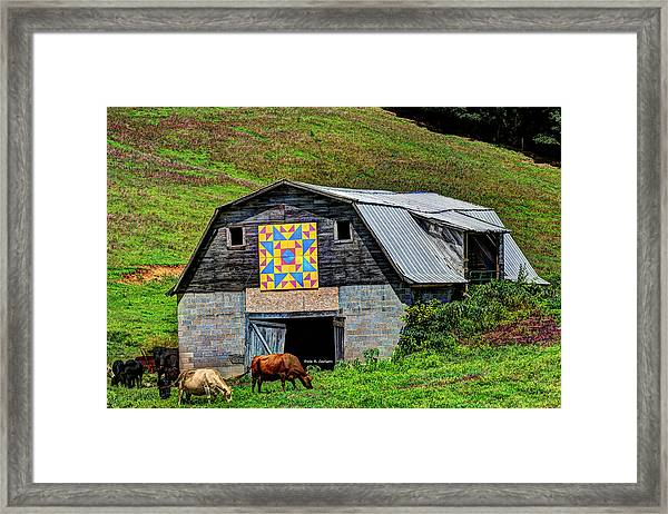Robbing Peter To Pay Paul Framed Print