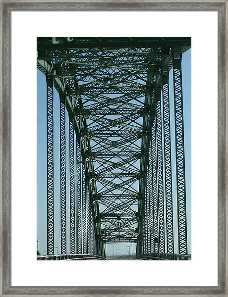 Robert Moses Causeway Bridge Framed Print