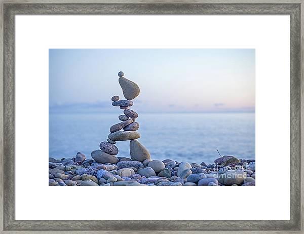Rockitsu Framed Print