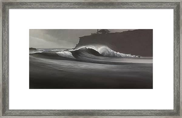Rockpile Framed Print