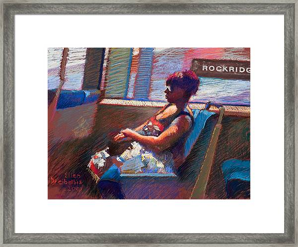 Rockridge Framed Print