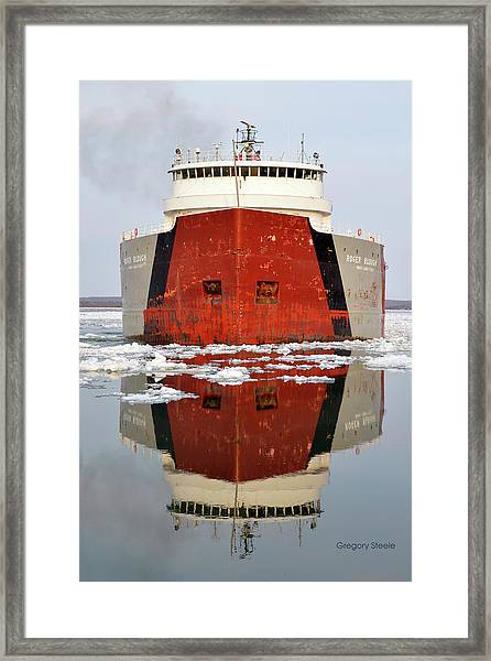 Roger Blough Framed Print