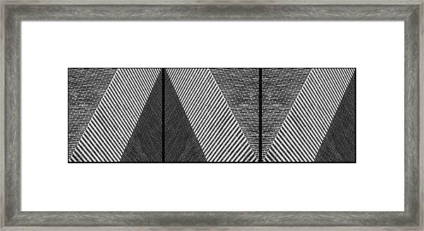 Rolling Dice Framed Print