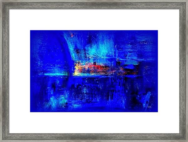 Romancing The Arctic Dedicated  Framed Print