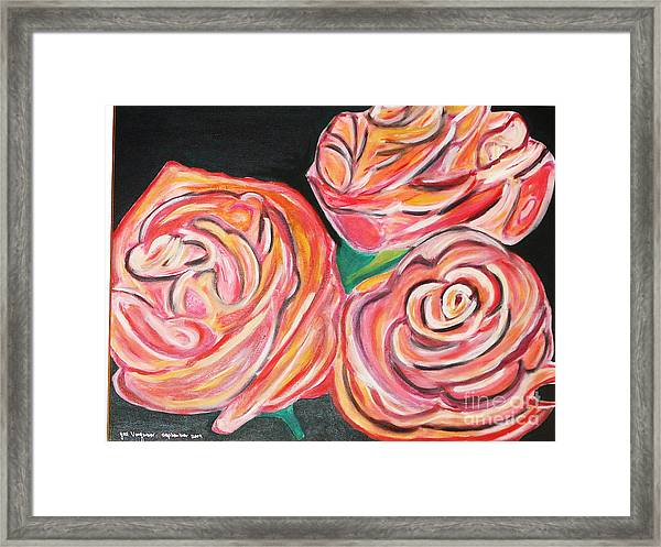 Romantic Framed Print