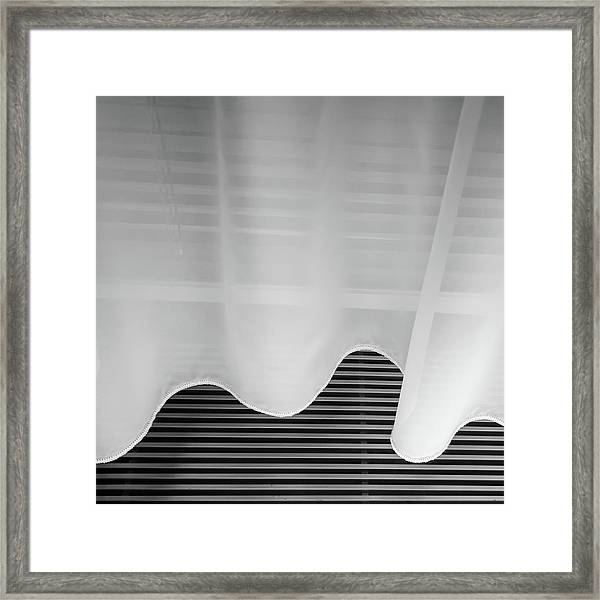 Framed Print featuring the photograph Room 515 by Eric Lake