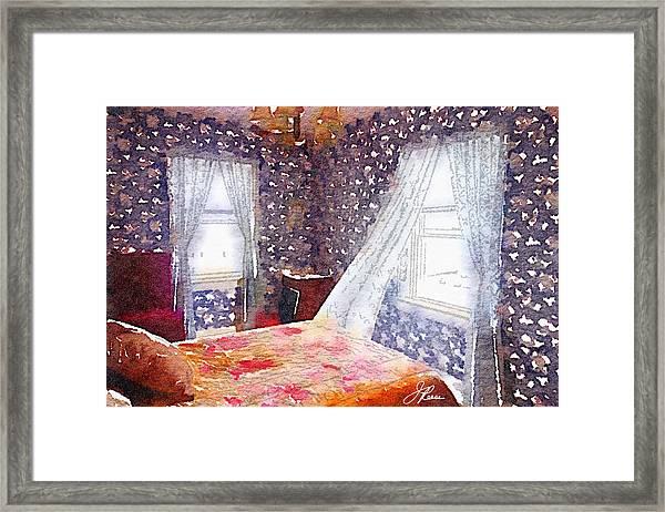 Room 803 Framed Print