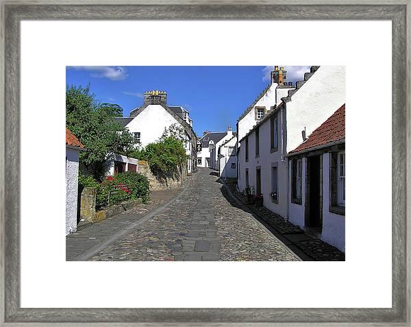 Royal Culross Framed Print