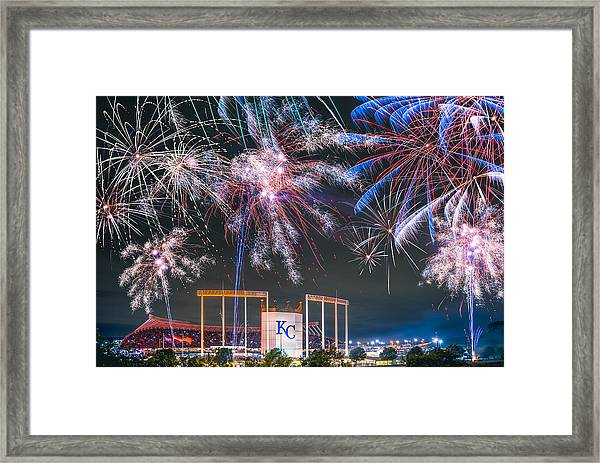 Royal Framed Print