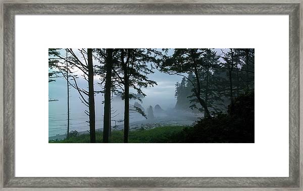 Ruby Beach II Washington State Framed Print