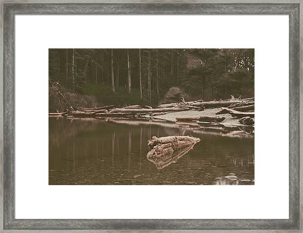 Ruby Beach No. 13 Framed Print