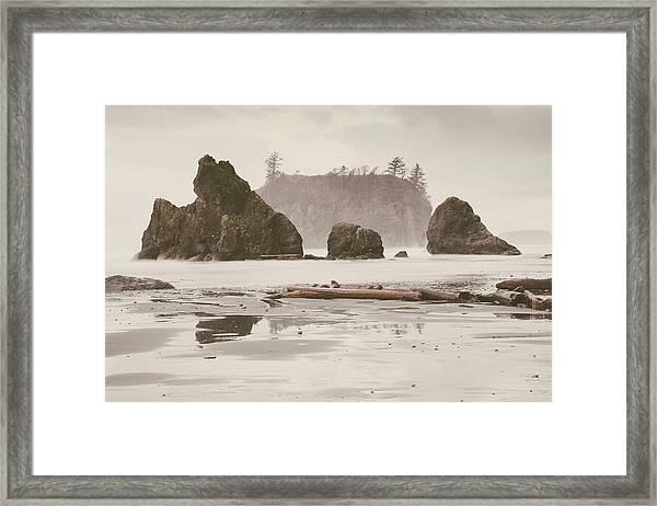 Ruby Beach No. 15 Framed Print