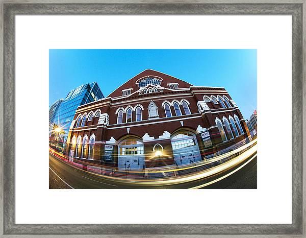 Ryman  Framed Print by Giffin Photography
