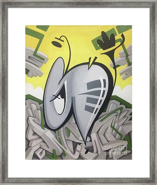 S. Bugg Framed Print